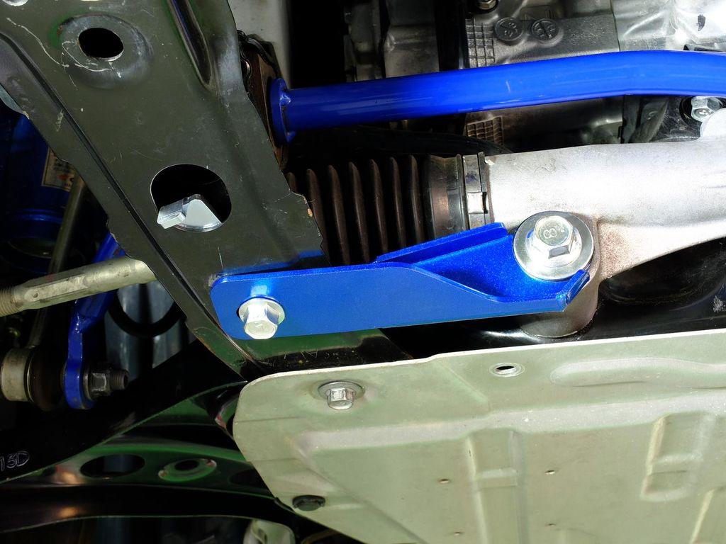 Cusco Steering Rack Reinforcement Stay