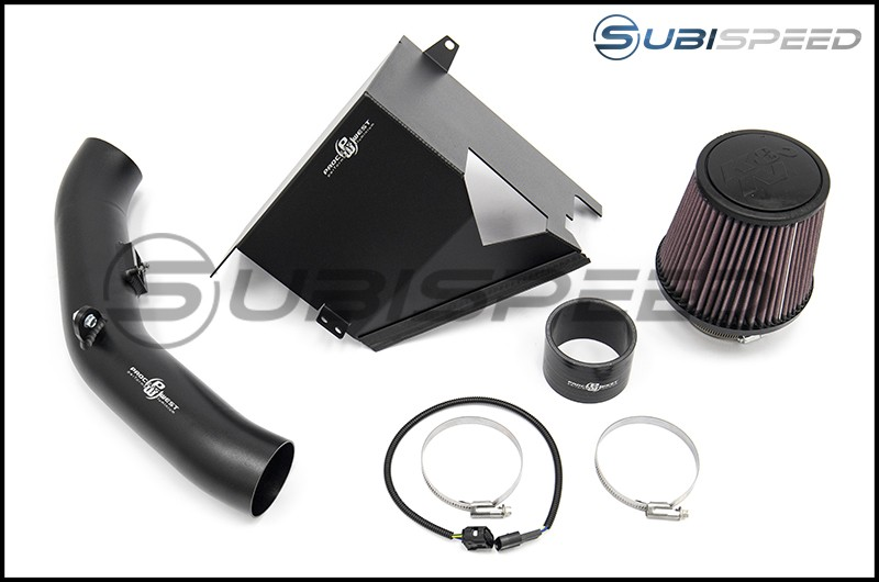 Process West Cold Air Intake With Air box