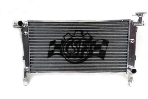 CSF Competition Spec Aluminum Racing Radiator - 2015+ STI