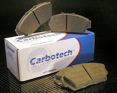 Carbotech AX6 Brake Pads for AP Competition Endurance BBK