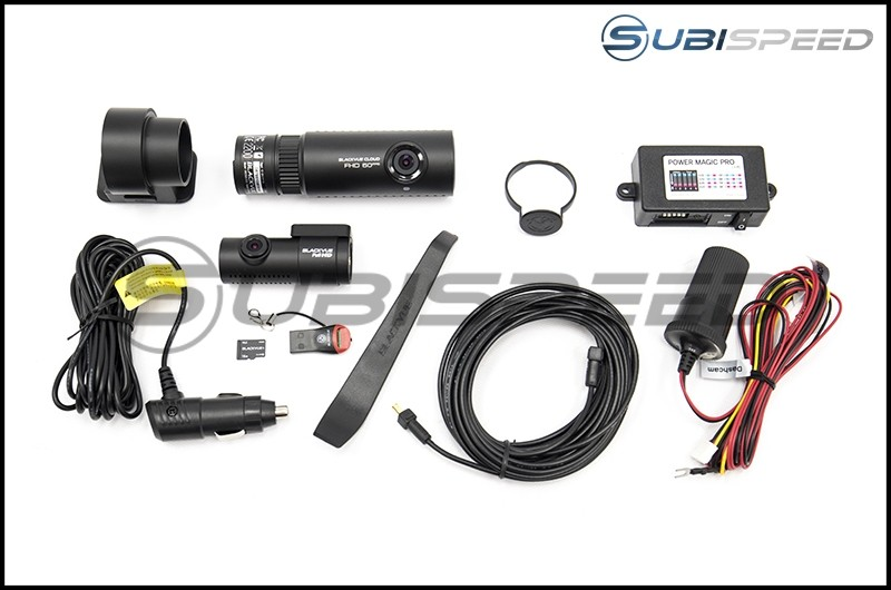 BlackVue DR750S 1 or 2 Channel (Front and Rear) Cloud Dashcam / Car DVR System - Universal