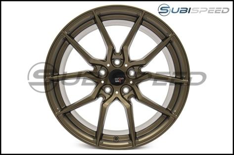 Option Lab R716 18x9.5 +35 Formula Bronze - 2013+ FR-S / BRZ / 86 / 2014+ Forester