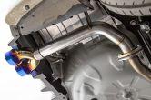 FactionFab Axle Back Exhaust - 2019+ Subaru STI