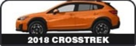 18+ Crosstrek