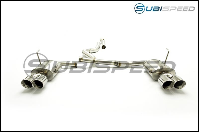 Mishimoto Stainless Steel 3inch Cat Back Exhaust System
