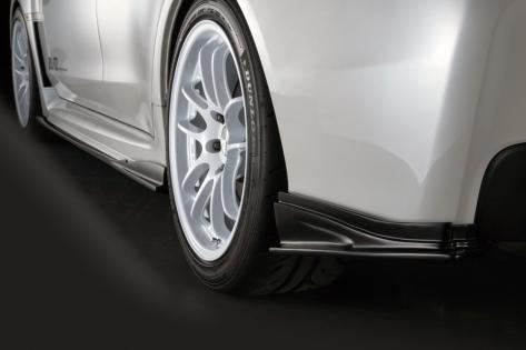 Blitz Aero Speed R Concept Rear Spats