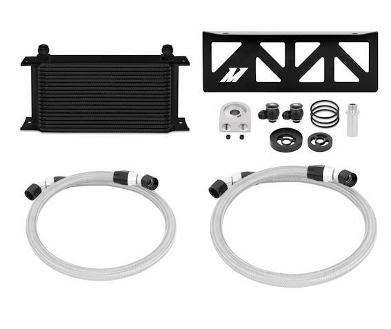 Mishimoto Oil Cooler Kit (Silver)