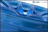 Work Emotion CR Kiwami 18x9.5 +38mm Candy Apple Blue - 2015+ WRX / 2015+ STI