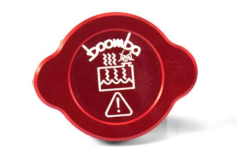 Boomba Racing Radiator Reservoir Cover Cap