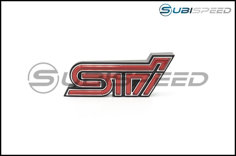 Subaru OEM STI Grille Emblem