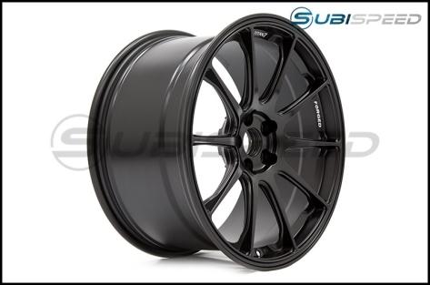 Titan 7 T-R10 Machine Black 18x9.5 +40 - 2013+ FR-S / BRZ / 86 / 2014+ Forester