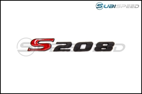 RSP S208 Emblem
