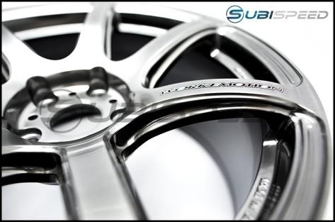 Work Emotion T7R 18x9.5 +38mm GT Silver - 2015+ WRX / 2015+ STI