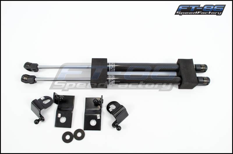 Carbon Hood Damper Kit