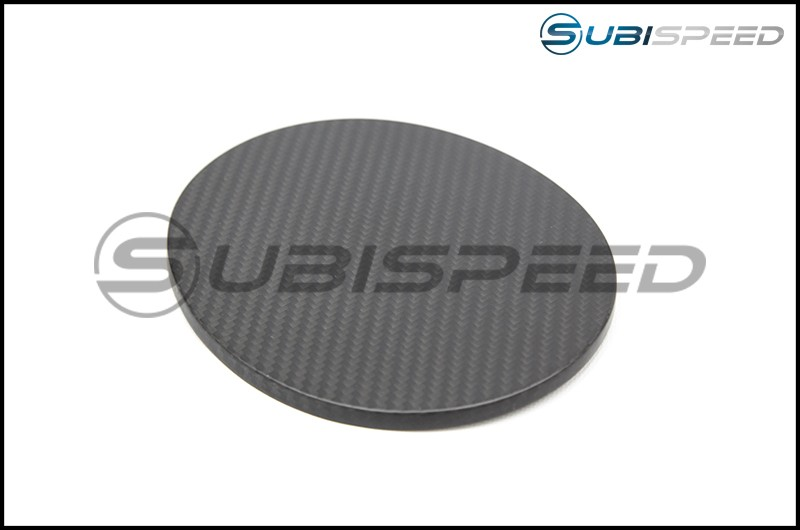OLM Carbon Fiber Fuel Lid Cover