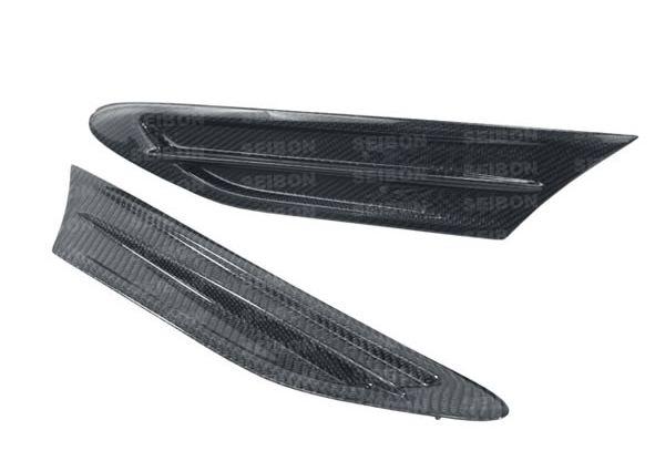 Seibon Carbon Fiber Fender Inserts (BR)