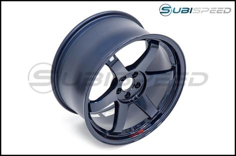 Volk TE37 SL Mag Blue 18x9.5 +40 - 2013+ FR-S / BRZ / 86 / 2014+ Forester