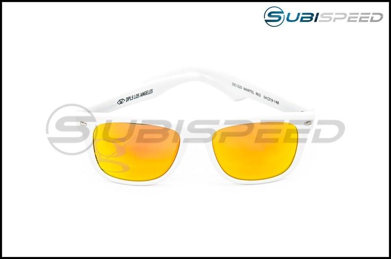 Gram Lights Sunglasses Orange