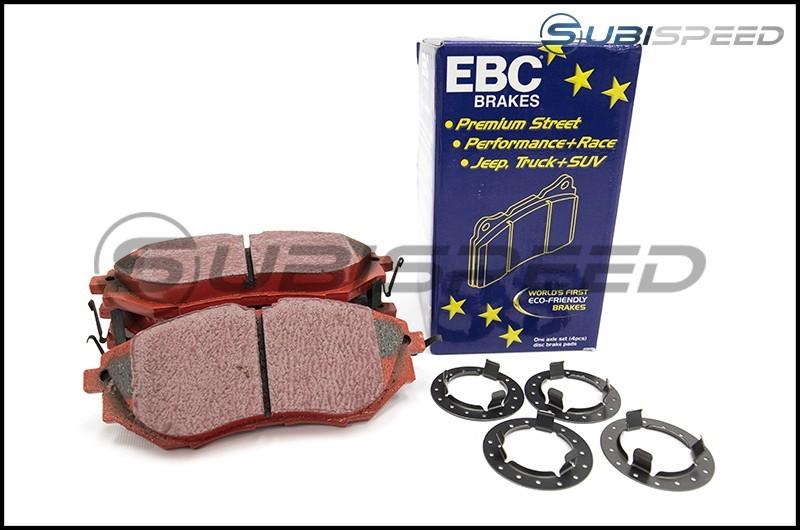 EBC Redstuff Brake Pads (Front)