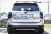 Smoked Rear Bumper Reflector Overlays - 14-18 Forester - 2014-2018 Forester