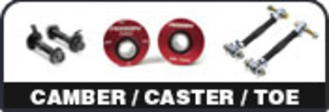 Camber / Caster / Toe