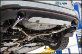 Subispeed Axle Back - 2014-2018 Subaru Forester