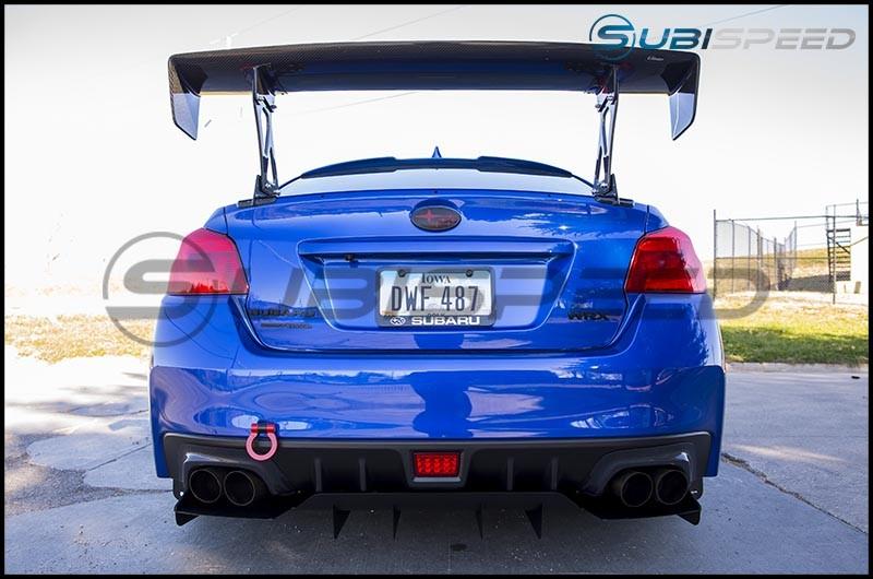 SubiSpeed Rear Diffuser (Non-Aggressive) by Verus Motorsports