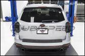 OLM OE Style Rear Bumper Protector - 2014-2018 Subaru Forester