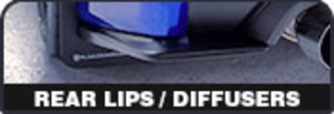 Rear Lips / Diffusers