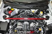 Tanabe Sustec Strut Tower Bar (Front) - 2013+ FR-S / BRZ / 86