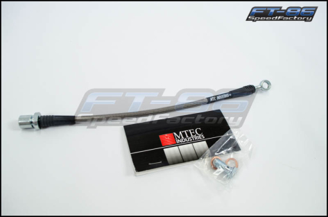 MTEC Stainless Steel Clutch Line (Various Colors) - 2013+ FR-S / BRZ / 86