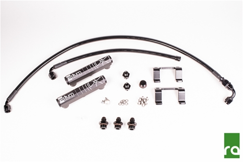 Radium Billet Fuel Rail Kit