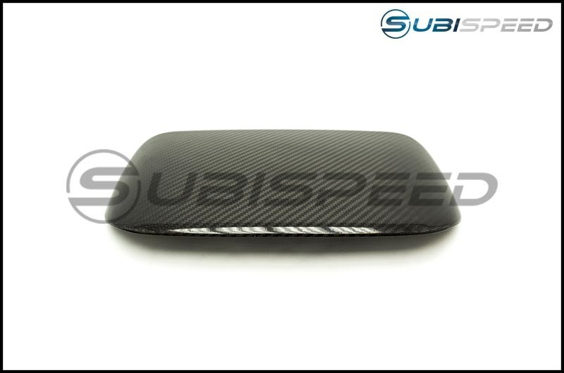OLM S-Line Dry Carbon Fiber Console Hood Cover