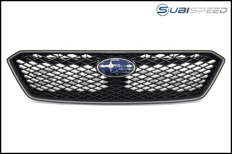 Subaru OEM Sport Mesh Grille
