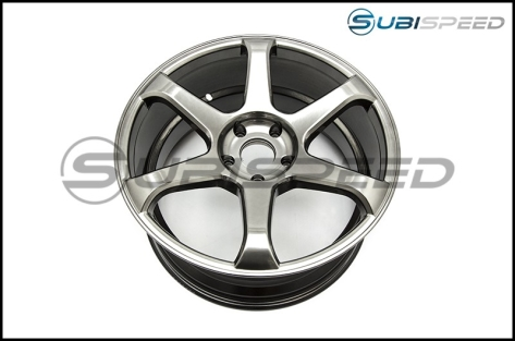 XXR 556 18X8.75 +36MM (Chrome Black) - 2015+ WRX / 2015+ STI