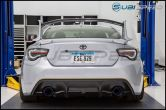 OLM Paint Matched NS Style Carbon Center Spoiler - 2013-2020 Scion FR-S / Subaru BRZ / Toyota 86