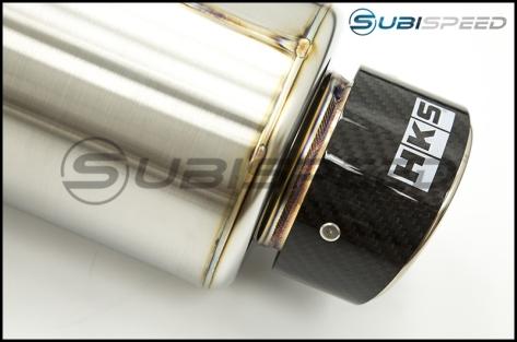 HKS Header Back Exhaust System - 2013+ FR-S / BRZ / 86