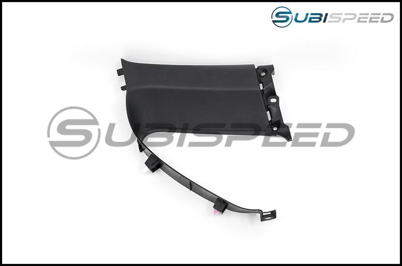 Subaru JDM tS Black C Pillars