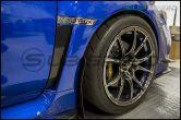 OLM S-line Dry Carbon Fiber Fender Inserts - 2015+ WRX / 2015+ STI