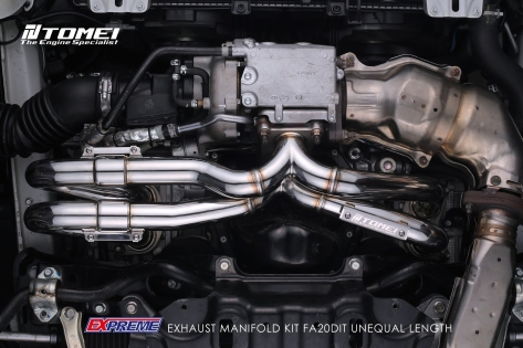 Tomei Expreme Unequal Length Exhaust Manifold Kit - 2015+ WRX