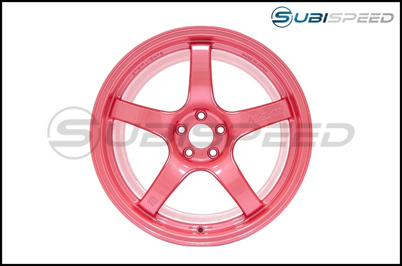 Rays Gram Lights 57CR Sakura Pink 18X9.5 +38