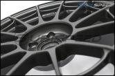 Enkei NT03RR Matte Dark Gunmetallic 18x9.5 +40 - 2015+ WRX / 2015+ STI