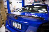 OLM Carbon Fiber OEM Style Low Profile Spoiler - 2015+ WRX / 2015+ STI