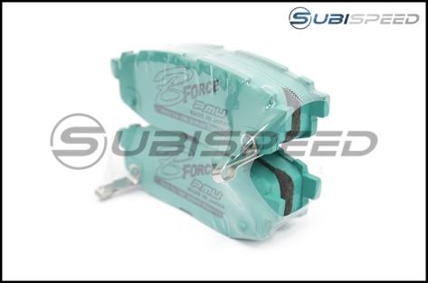 Project Mu Club B-FORCE Brake Pads (Rear)