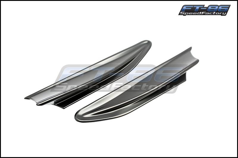 GCS TRD Style ABS Aero Fins