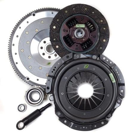 Fidanza Qwik-Rev V2 Clutch / Aluminum Flywheel Combo