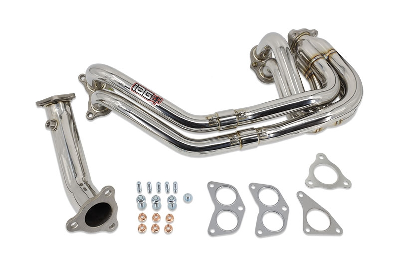 IAG Performance Unequal Length Header With Uppipe