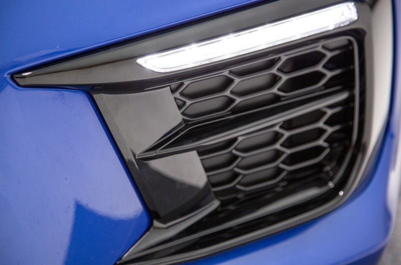 Subaru 2020 JDM DRL Bezels with Quick Connect