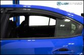 OLM LE Dry Carbon Lower Window Sill Cover by Axis Parts - 2015+ WRX / 2015+ STI