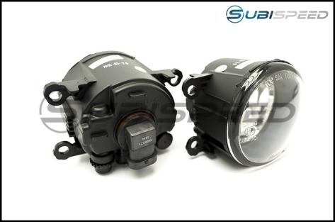 OLM OE Plus Fog Light Kit - 2018+ WRX / STI
